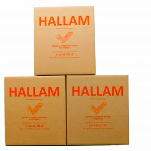 Hallam Removals Boxes