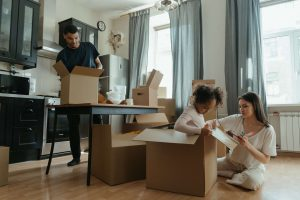 Moving Home During a Pandemic