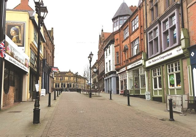 Rotherham Set to Receive Government Funding to Improve Town Centre
